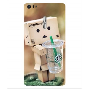 Coque De Protection Amazon Starbucks Pour Asus Zenfone 3 Ultra ZU680KL