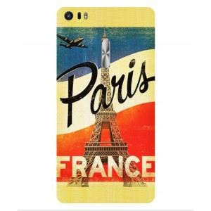 Coque De Protection Paris Vintage Pour Asus Zenfone 3 Ultra ZU680KL
