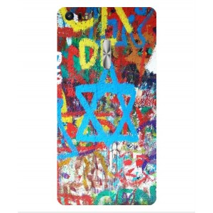 Coque De Protection Graffiti Tel-Aviv Pour Asus Zenfone 3 Ultra ZU680KL