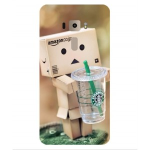 Coque De Protection Amazon Starbucks Pour Asus Zenfone 3 ZE552KL
