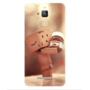 Coque De Protection Amazon Nutella Pour Asus Zenfone Pegasus 3
