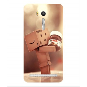 Coque De Protection Amazon Nutella Pour Asus Zenfone Go ZB551KL