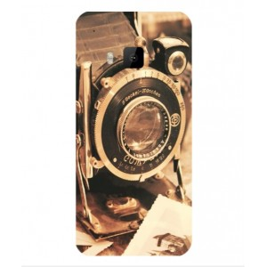 Coque De Protection Appareil Photo Vintage Pour HTC One S9