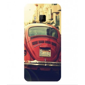 Coque De Protection Voiture Beetle Vintage HTC One S9