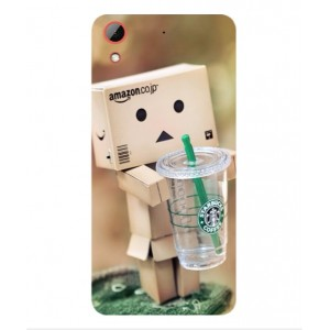 Coque De Protection Amazon Starbucks Pour HTC Desire 628