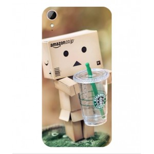 Coque De Protection Amazon Starbucks Pour HTC Desire 830