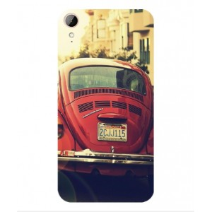 Coque De Protection Voiture Beetle Vintage HTC Desire 830