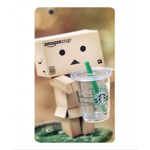 Coque De Protection Amazon Starbucks Pour LG G Pad X 8.0