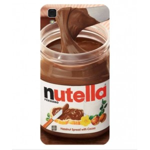 Coque De Protection Nutella Pour LG X Power