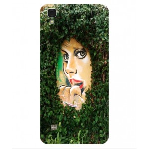 Coque De Protection Art De Rue Pour LG X Power
