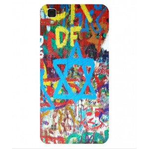 Coque De Protection Graffiti Tel-Aviv Pour LG X Power