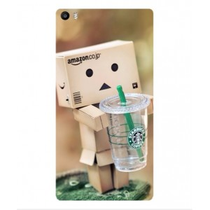 Coque De Protection Amazon Starbucks Pour Huawei P8 Max