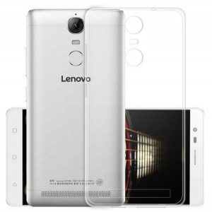 Coque De Protection En Silicone Transparent Pour Lenovo K5 Note