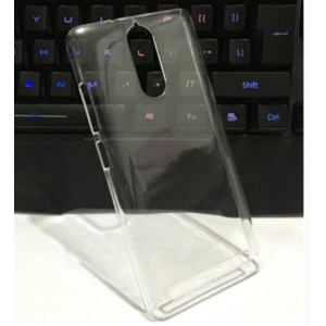Coque De Protection Rigide Transparent Pour Lenovo K5 Note