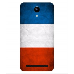 Coque De Protection Drapeau De La France Pour Archos 50 Power