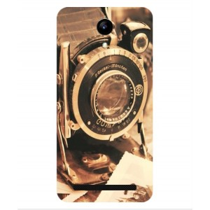 Coque De Protection Appareil Photo Vintage Pour Archos 50 Power