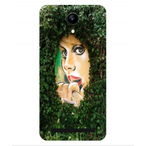 Coque De Protection Art De Rue Pour Archos 50 Power