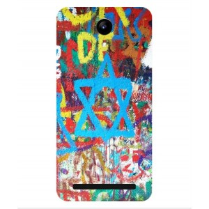 Coque De Protection Graffiti Tel-Aviv Pour Archos 50 Power