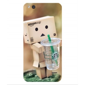 Coque De Protection Amazon Starbucks Pour ZTE Blade S6