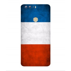 Coque De Protection Drapeau De La France Pour Huawei Honor 8