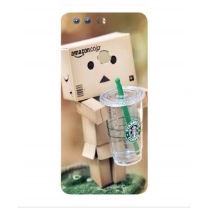 Coque De Protection Amazon Starbucks Pour Huawei Honor 8
