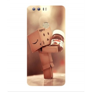 Coque De Protection Amazon Nutella Pour Huawei Honor 8