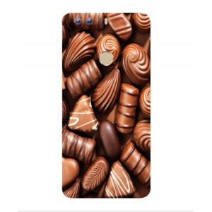 Coque De Protection Chocolat Pour Huawei Honor 8