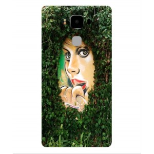 Coque De Protection Art De Rue Pour Archos Diamond 2 Plus