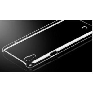 Coque De Protection Rigide Transparent Pour LG X Style