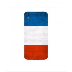 Coque De Protection Drapeau De La France Pour BlackBerry Neon