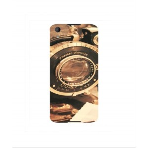 Coque De Protection Appareil Photo Vintage Pour BlackBerry Neon