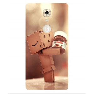 Coque De Protection Amazon Nutella Pour Gionee Marathon M6 Plus