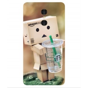 Coque De Protection Amazon Starbucks Pour Xiaomi Redmi Pro