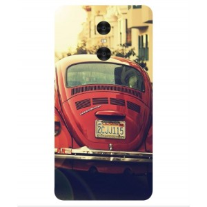 Coque De Protection Voiture Beetle Vintage Xiaomi Redmi Pro
