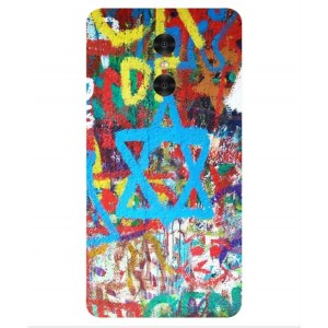 Coque De Protection Graffiti Tel-Aviv Pour Xiaomi Redmi Pro