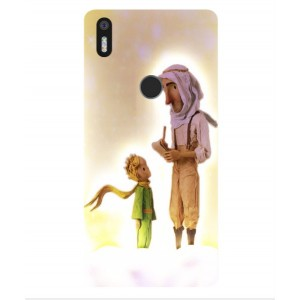 Coque De Protection Petit Prince BQ Aquaris X5 Plus