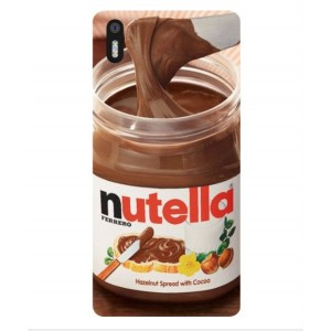 Coque De Protection Nutella Pour BQ Aquaris X5