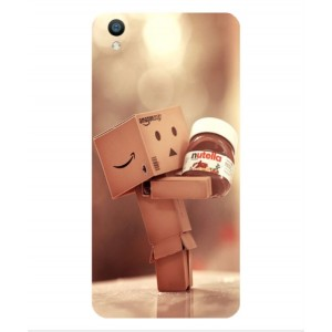 Coque De Protection Amazon Nutella Pour Oppo R9 Plus