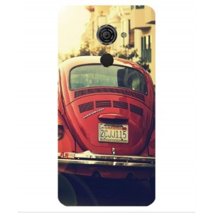 Coque De Protection Voiture Beetle Vintage Vodafone Smart Platinum 7