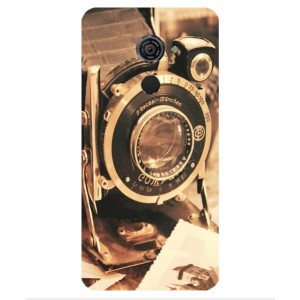 Coque De Protection Appareil Photo Vintage Pour Vodafone Smart Platinum 7
