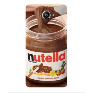 Coque De Protection Nutella Pour Vodafone Smart Ultra 7