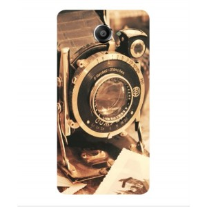 Coque De Protection Appareil Photo Vintage Pour Vodafone Smart Ultra 7