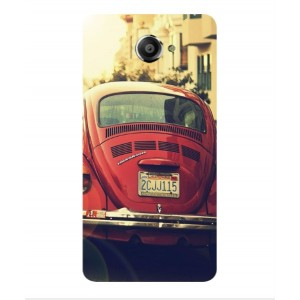 Coque De Protection Voiture Beetle Vintage Vodafone Smart Ultra 7