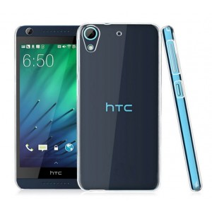 Coque De Protection Rigide Transparent Pour HTC Desire 628