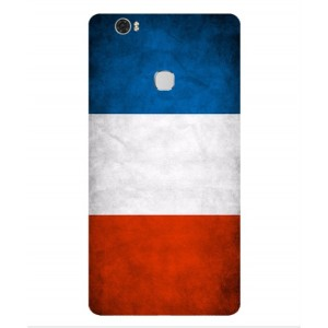 Coque De Protection Drapeau De La France Pour Huawei Honor V8 Max
