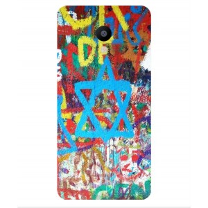 Coque De Protection Graffiti Tel-Aviv Pour Meizu MX6