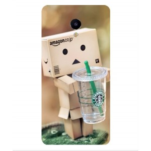 Coque De Protection Amazon Starbucks Pour Meizu M3e