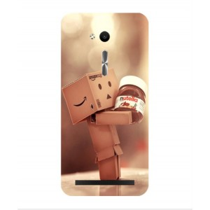 Coque De Protection Amazon Nutella Pour Asus Zenfone Go ZB450KL