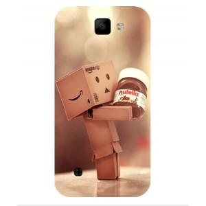 Coque De Protection Amazon Nutella Pour LG K3