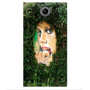 Coque De Protection Art De Rue Pour Blackberry Priv
